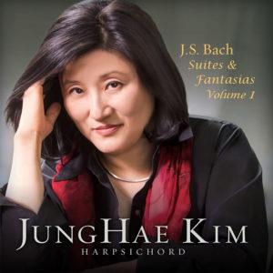 J.S. Bach Suites & Fantasias